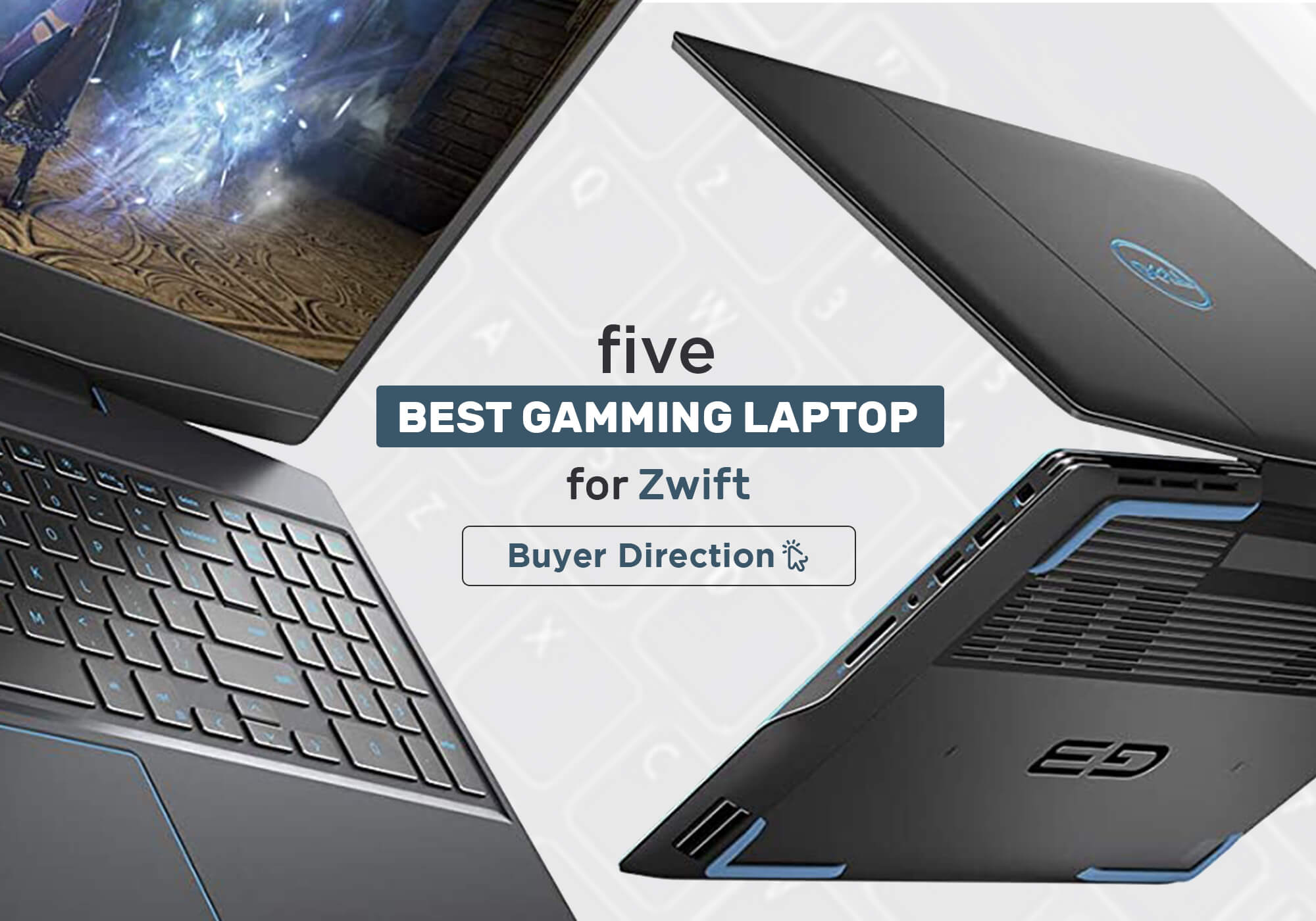 Best Gaming Laptops for Zwift [Reviews]