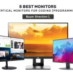 Best Vertical Monitors for Coding